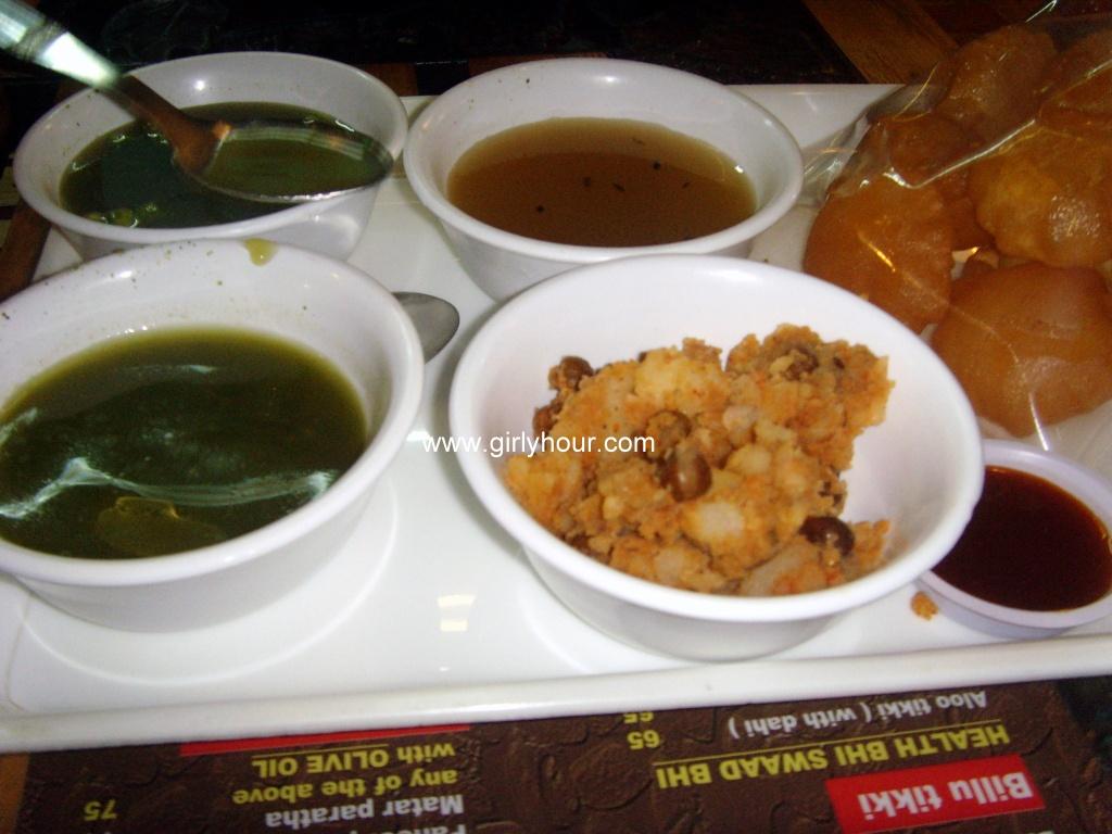 Paani Puri@Chandni Chowk, Mega Mall